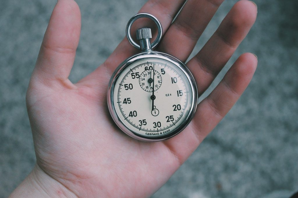 time management commodity entreprenuer